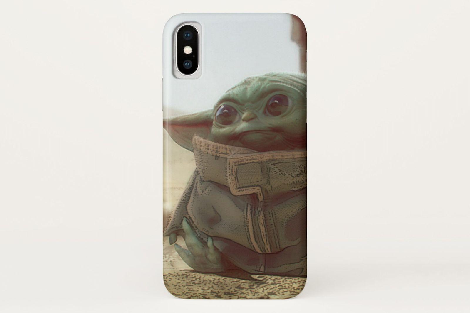 Baby Yoda iPhone Case