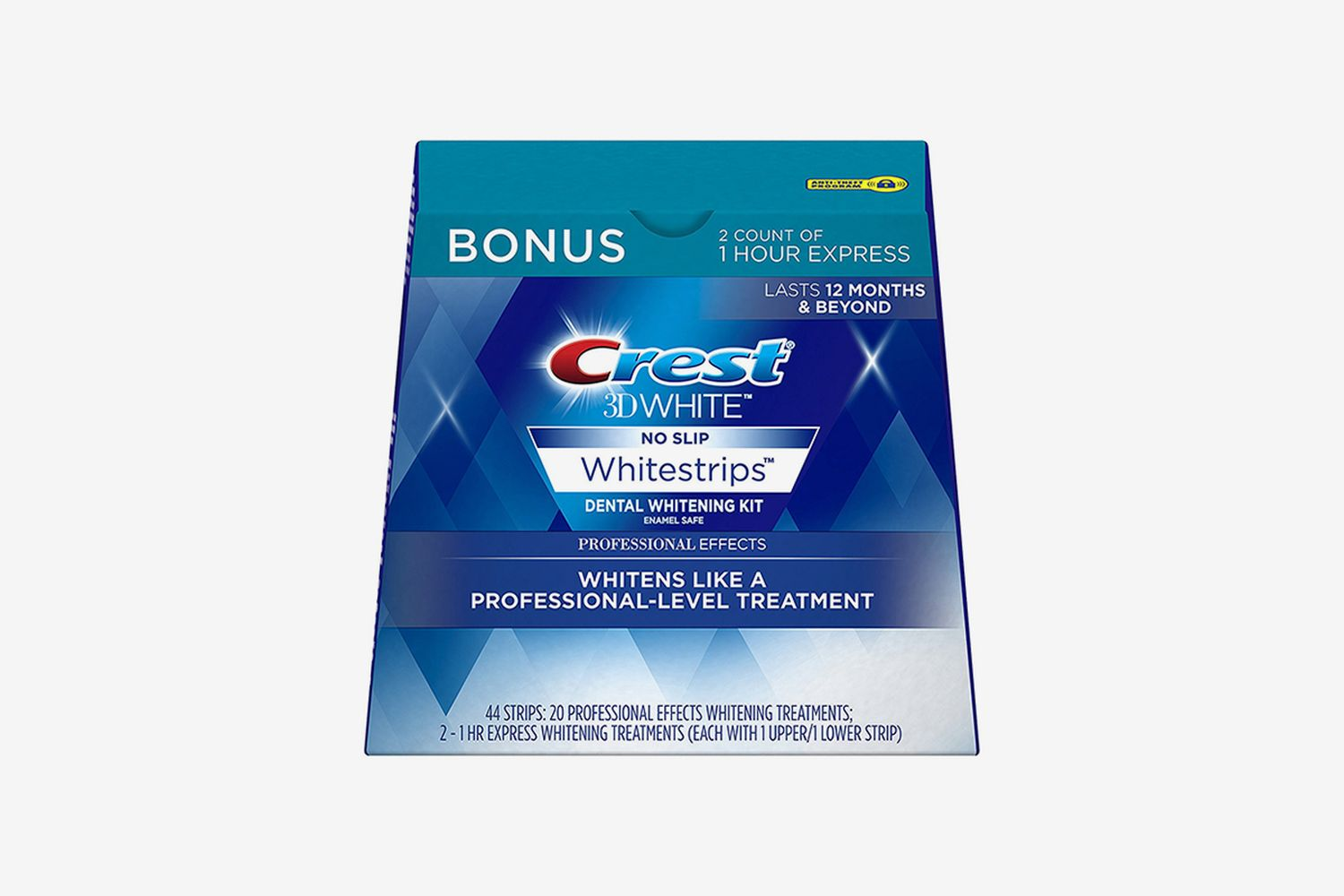 White Professional Effects Whitestrips