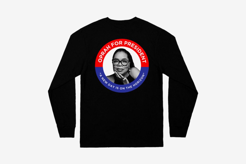 Oprah For President Longsleeve