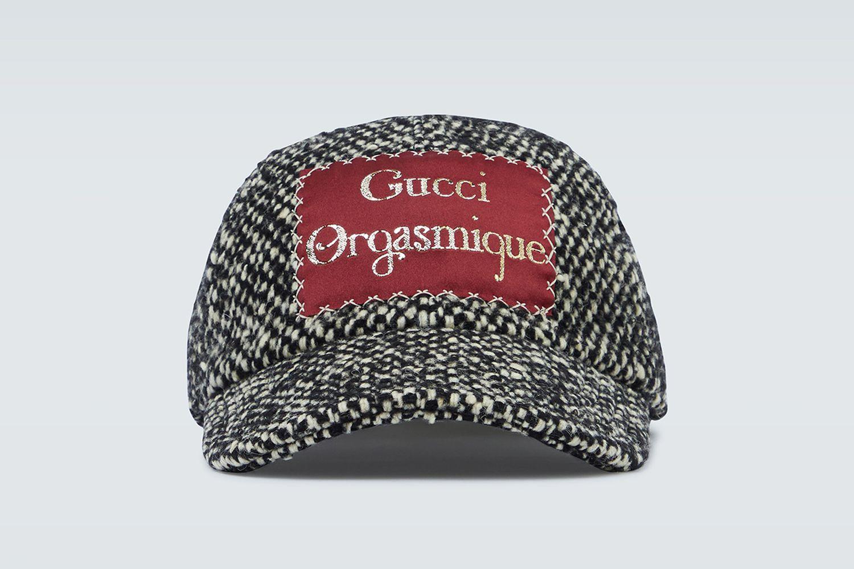 Exclusive to Mytheresa Tweed Cap