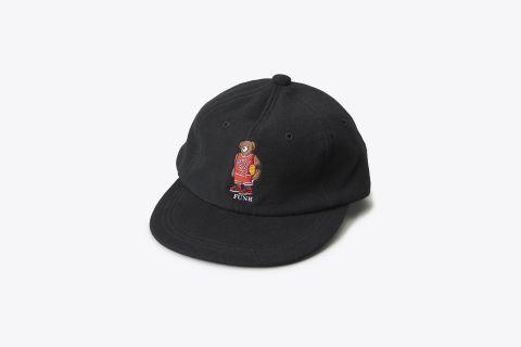MJ Bear Fleece Cap