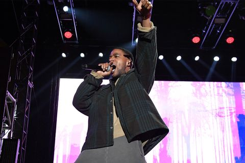 Kid Cudi Had $10K of Popeyes Delivered to a Coachella Homeless Shelter
