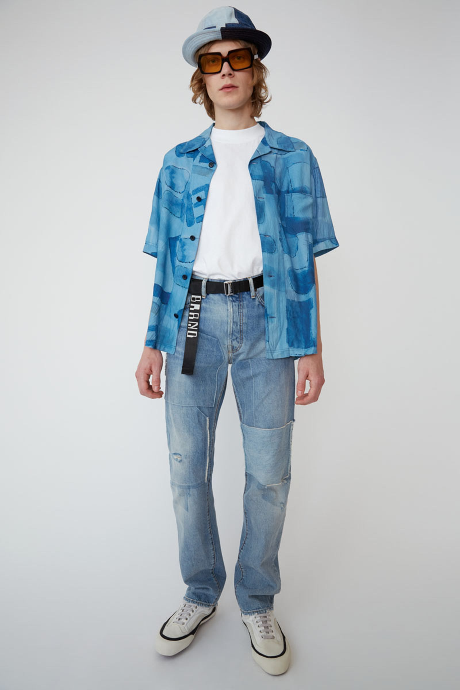15acne studios ss19 denim collection