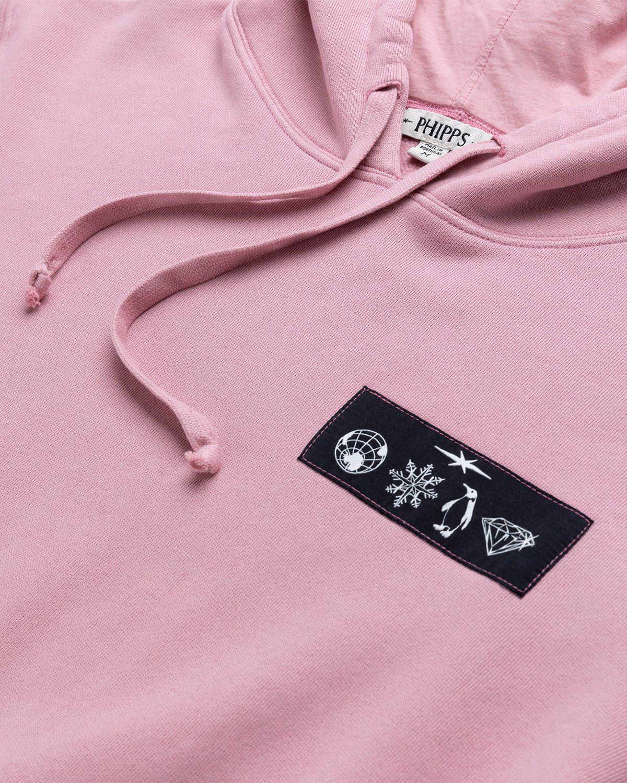 PHIPPS – Essential Hoodie Pink - Image 5