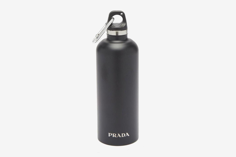 Logo Stainless Steel Water Bottle