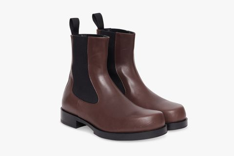 Removable Sole Chelsea Boots