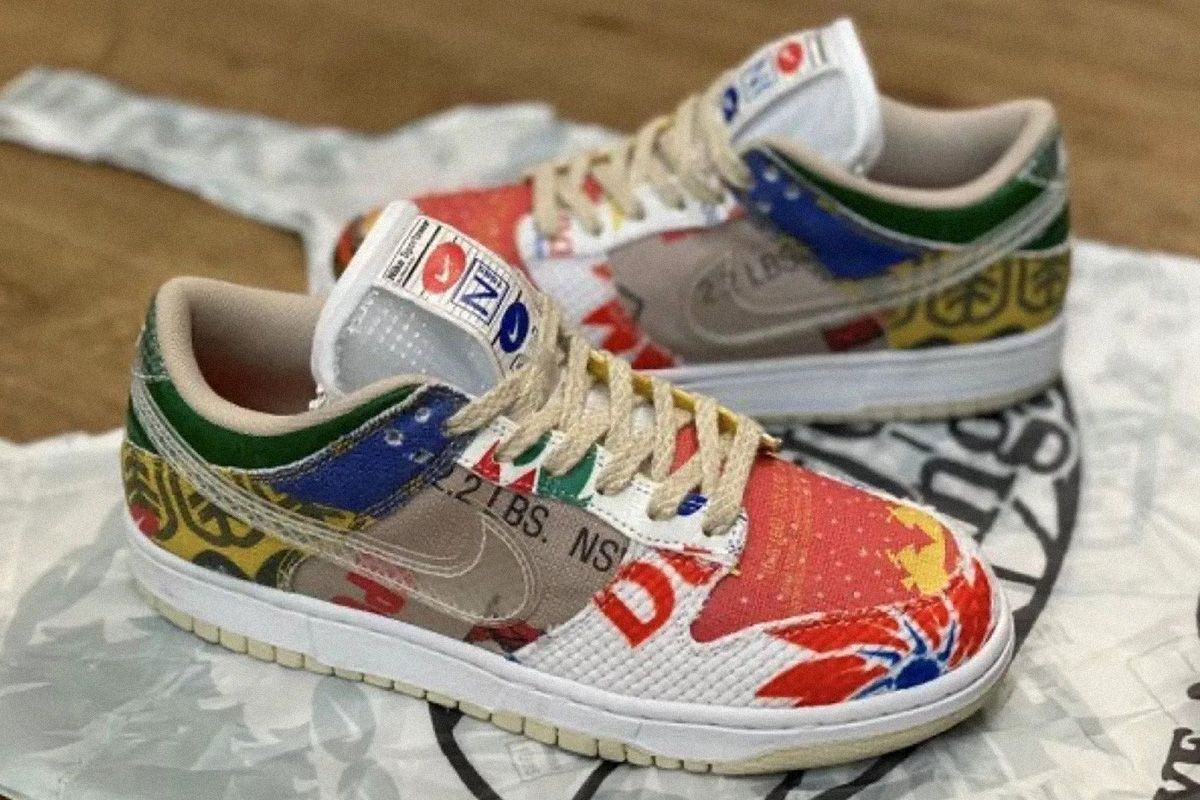 This Ridiculous Nike Dunk Is Rumored to Drop Next Year 3