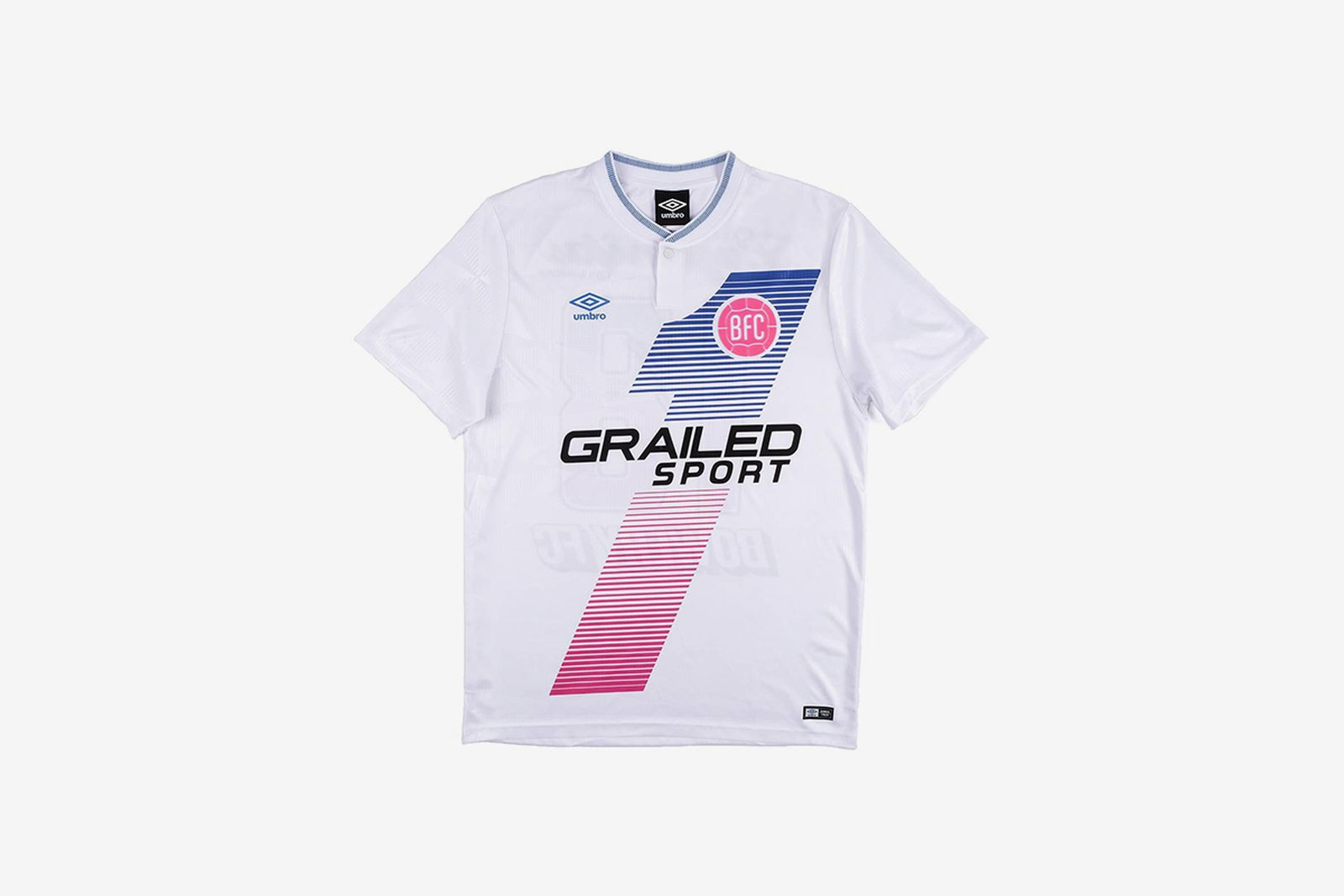 grailed bowery football club soccer kits umbro