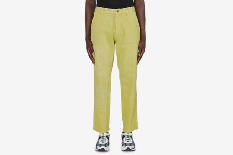 O'Dyed Seersucker Work Pants