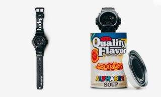 G-SHOCK & Bodega Just Released a Matte Black DW-6900 in a Soup Can