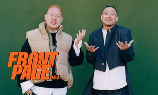 For the Love of 'Boogie': Eddie Huang & Taylor Takahashi on Their Cinematic Slam Dunk