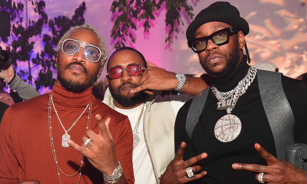 """2 Chainz & Future Have a New Banger With """"Dead Man Walking"""""""