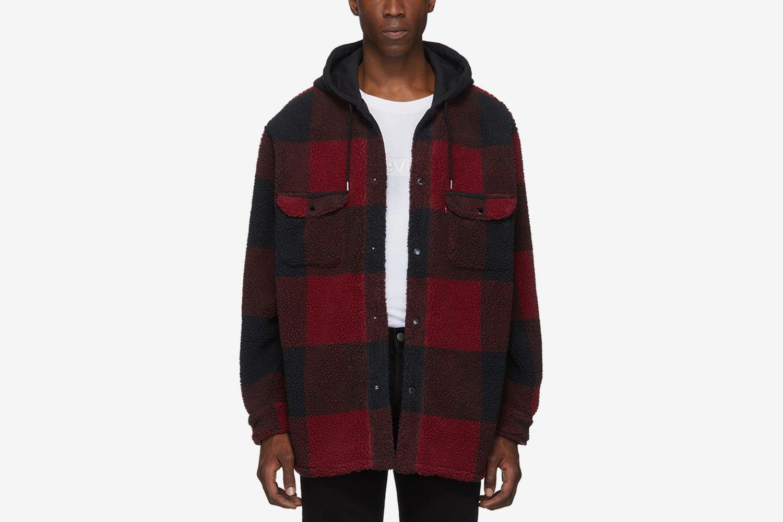 Sherpa Jackson Overshirt