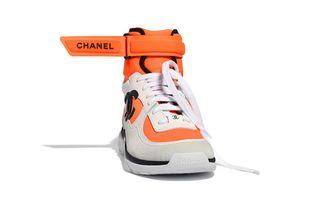 043080545314 Chanel s SS18 Footwear Collection Is Popping With Color