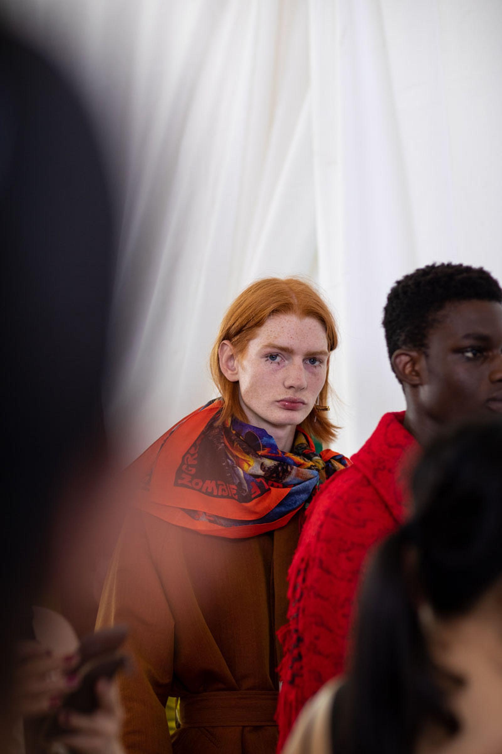 Paris AcneStudios EvaAlDesnudo ForWeb 17 Acne Studios paris fashion week runway