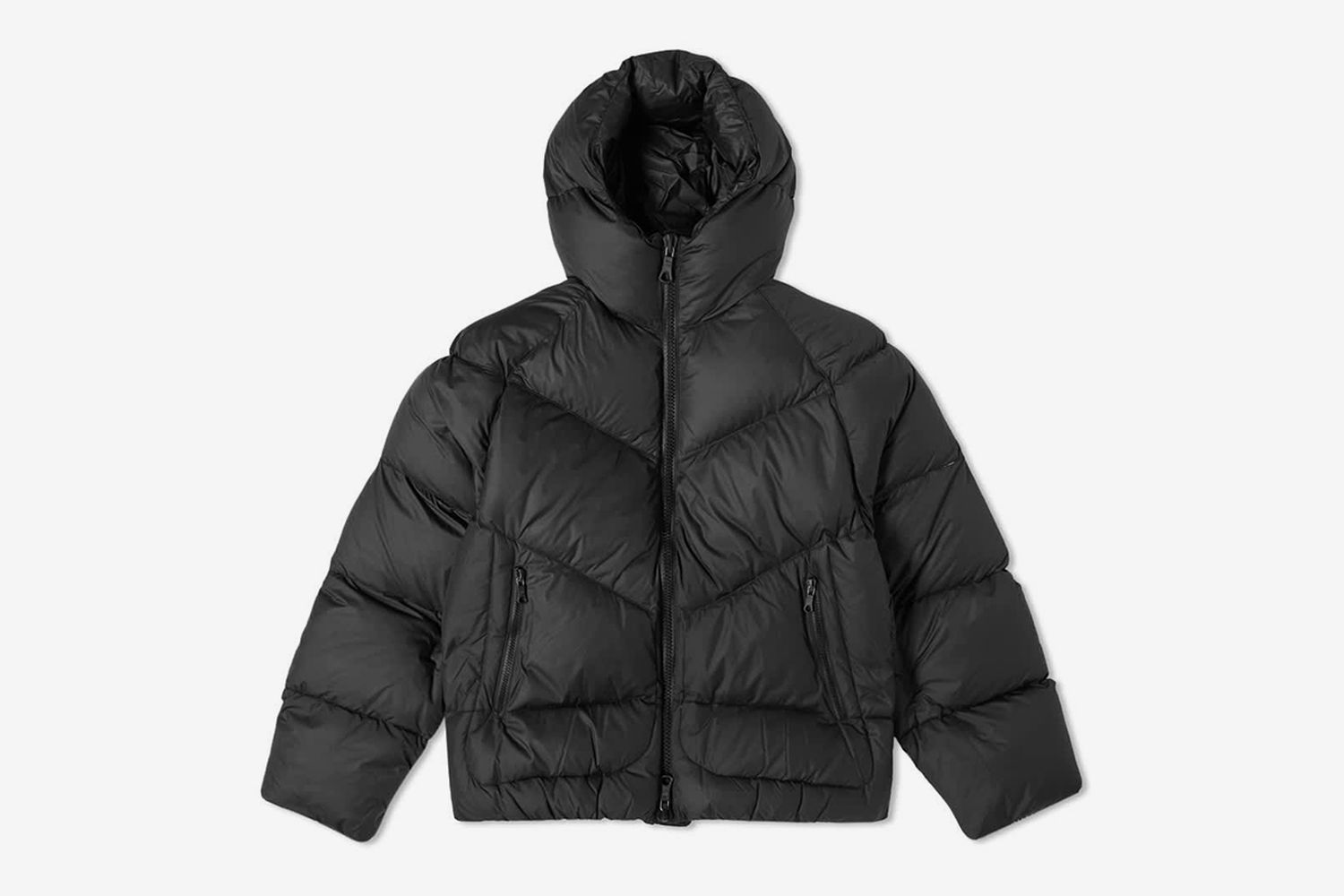 Insulated Down Jacket