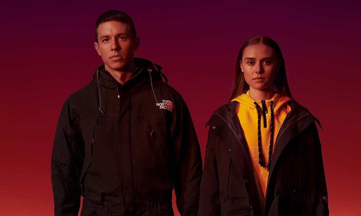 The North Face Debuts SS20 Black Series Collection