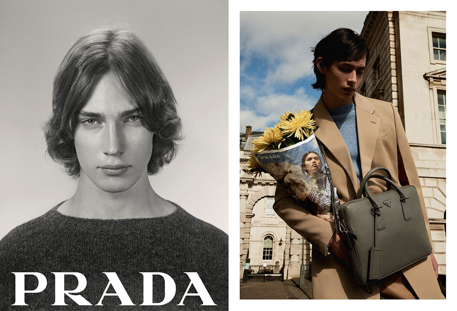 Prada Resort 2020 campaign