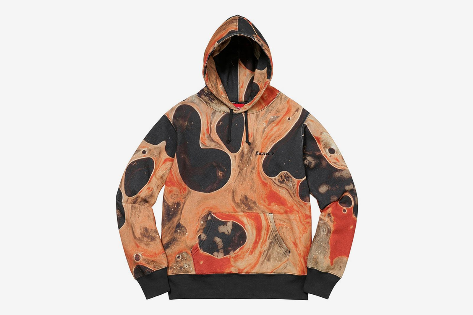 Blood And Semen Hoodie FW17 StockX Supreme stadium goods