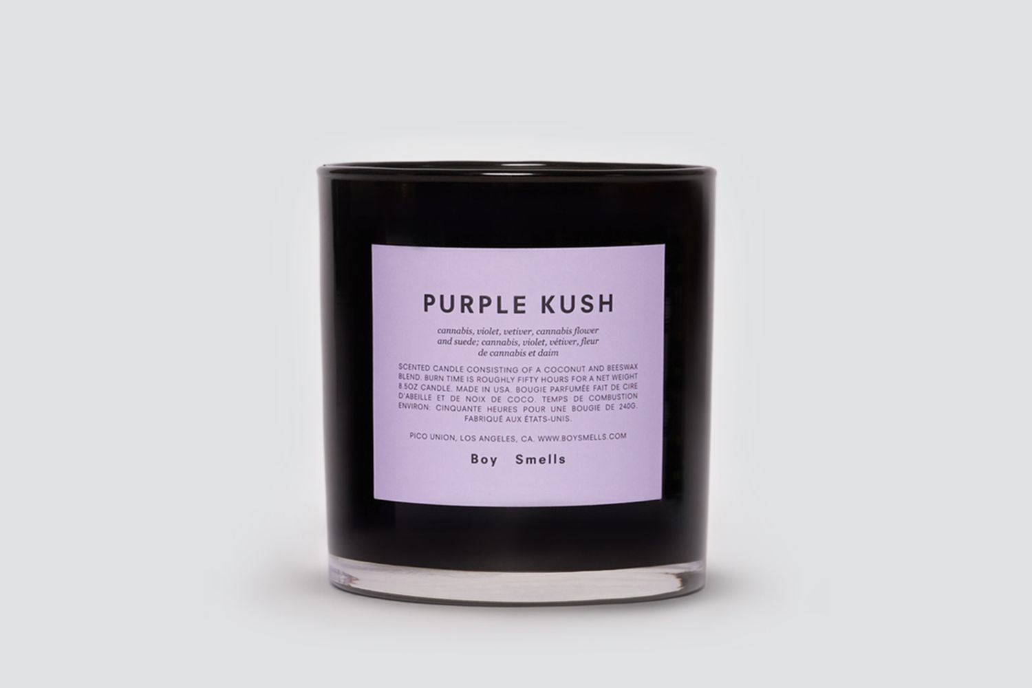 Purple Kush Candle