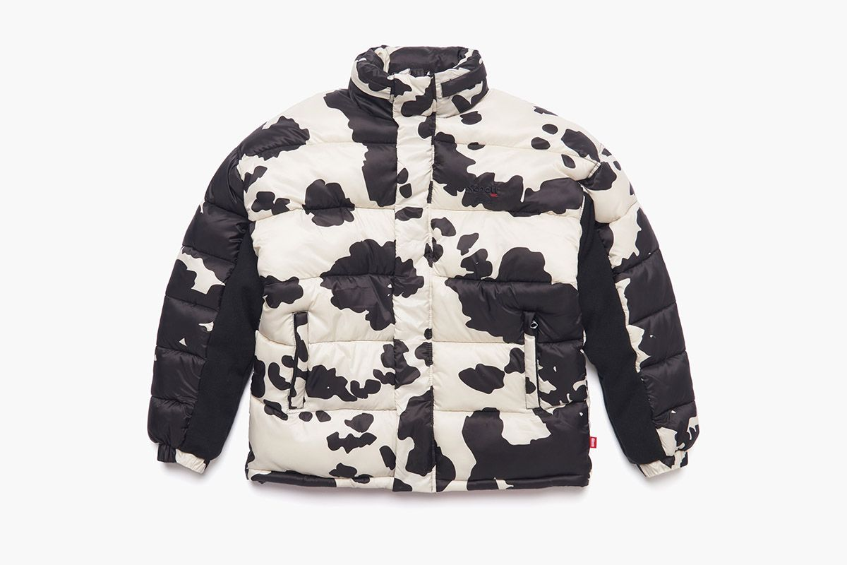 Nebraska Puffer Jacket