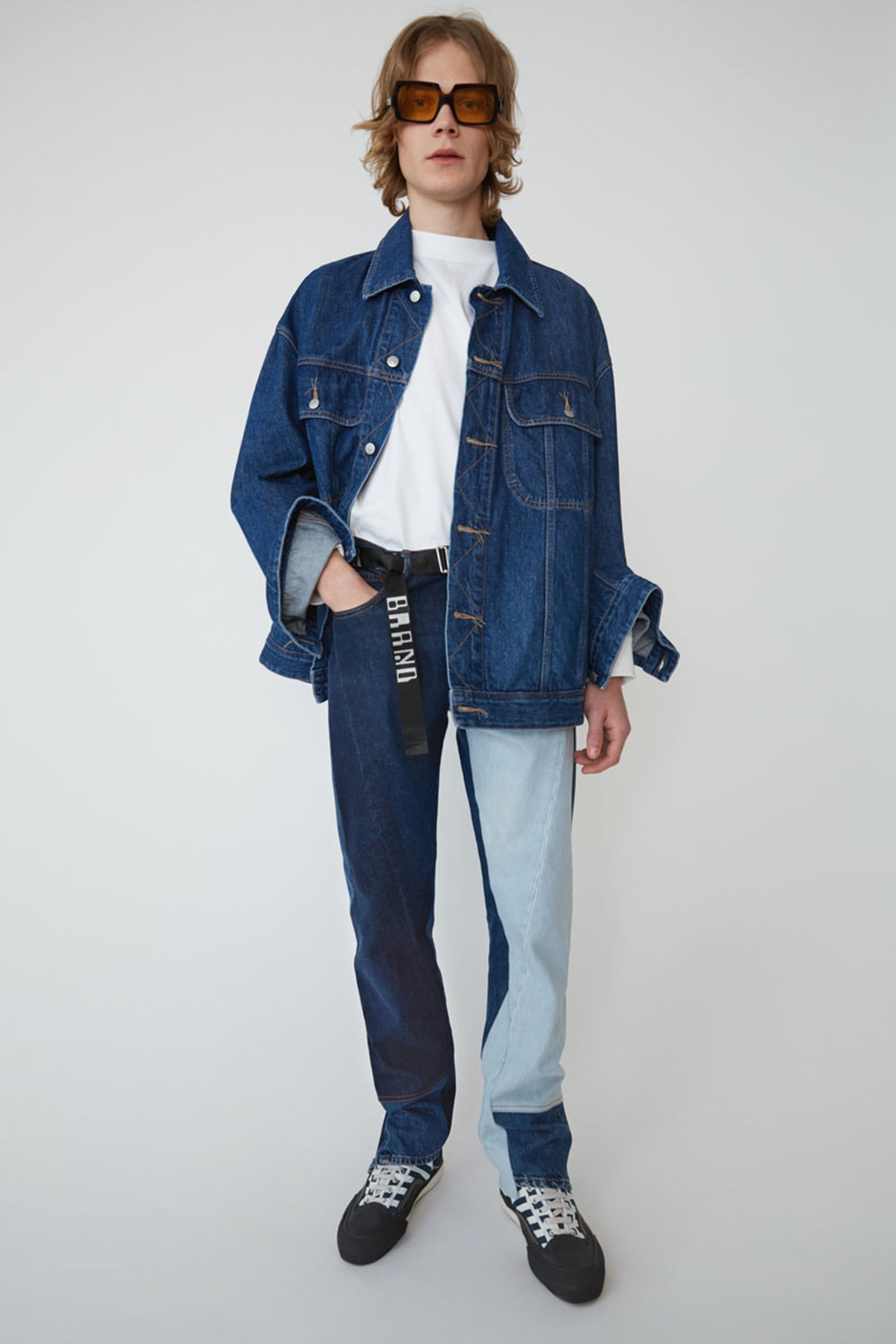 7acne studios ss19 denim collection