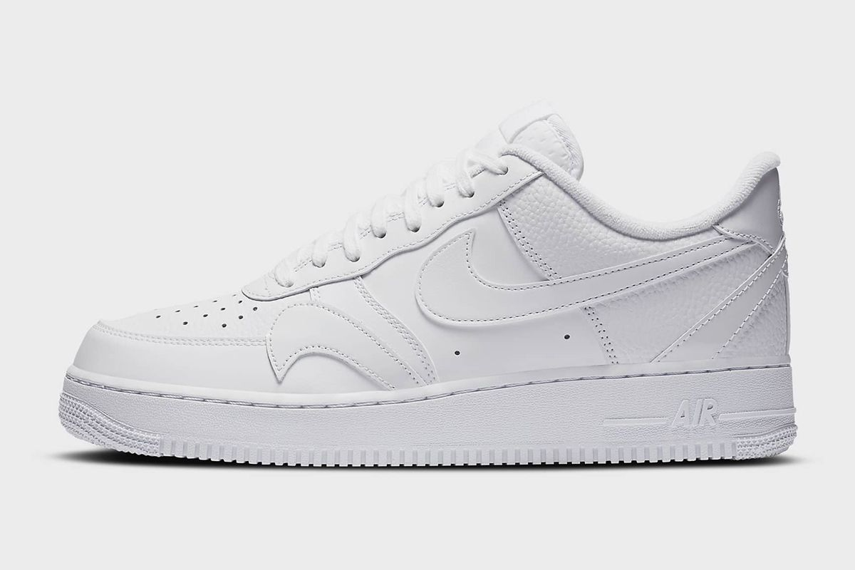 "Nike Air Force 1 Low ""Misplaced Swoosh"""