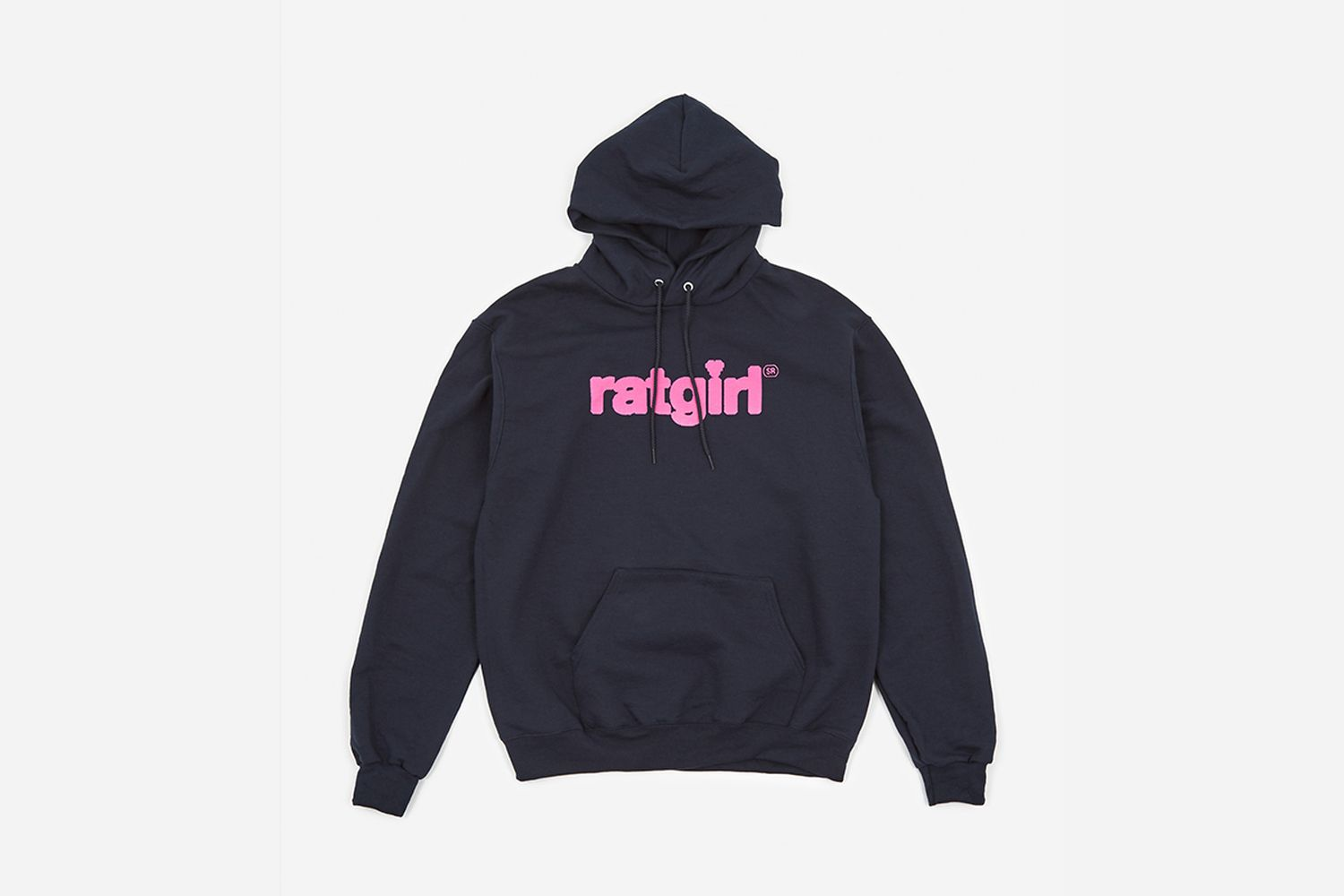 Ratgirl Heart Hooded Sweatshirt