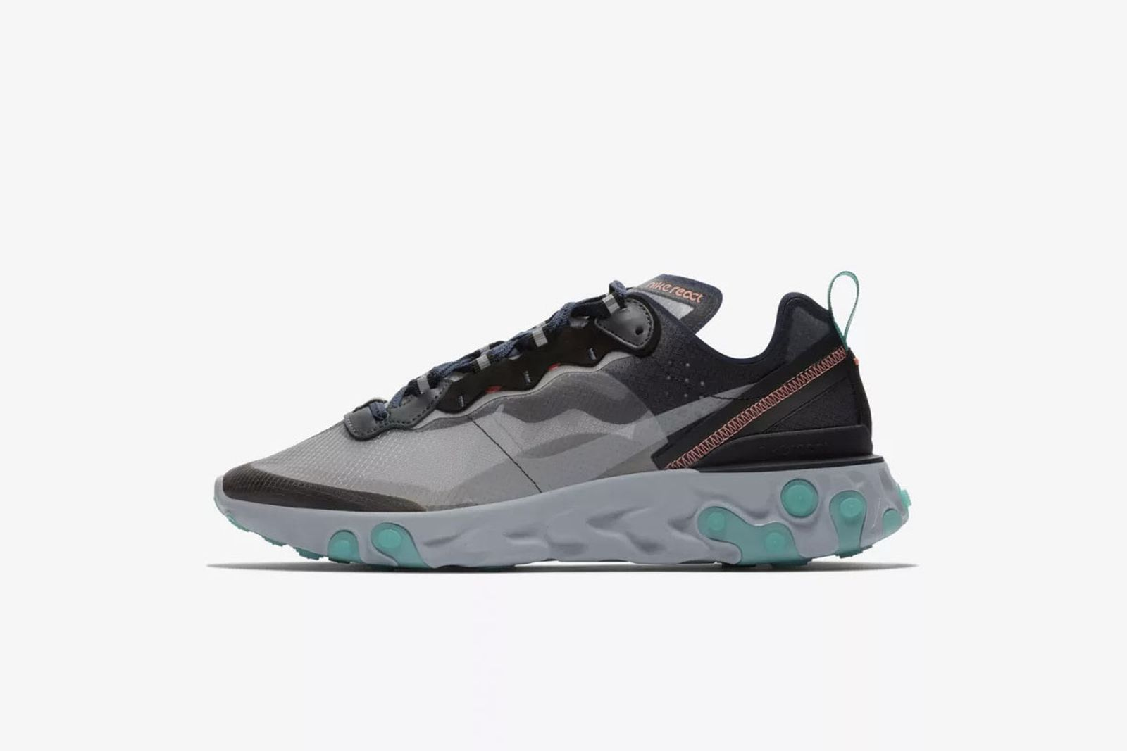nike react element 87 release date price neptune green