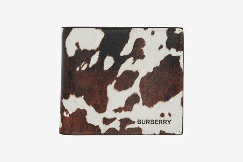 Cow International Bifold Wallet