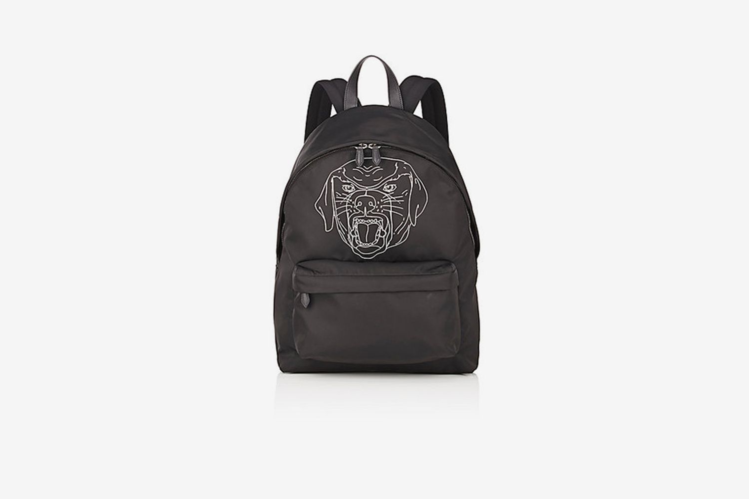 Stenciled-Rottweiler Classic Backpack