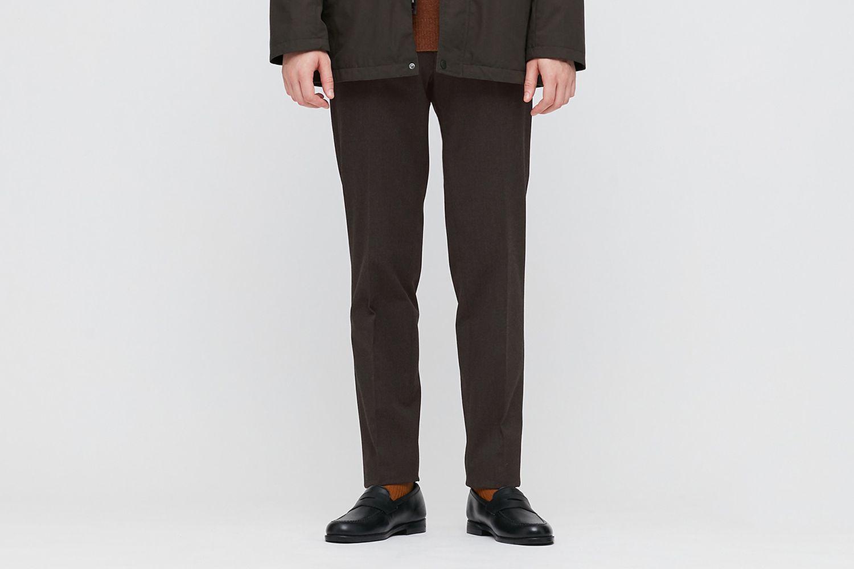 Heattech Smart Slim-Fit Pants