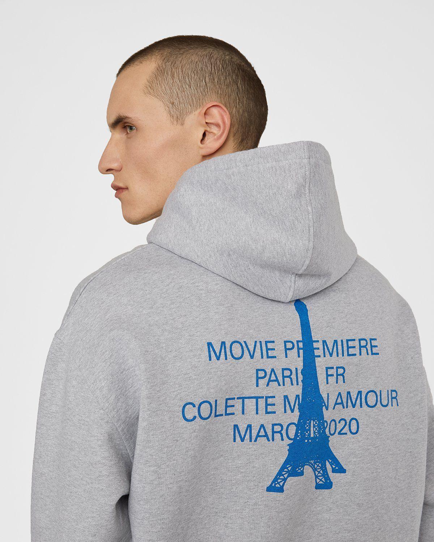 colette Mon Amour - Paris Hoodie Grey - Image 3