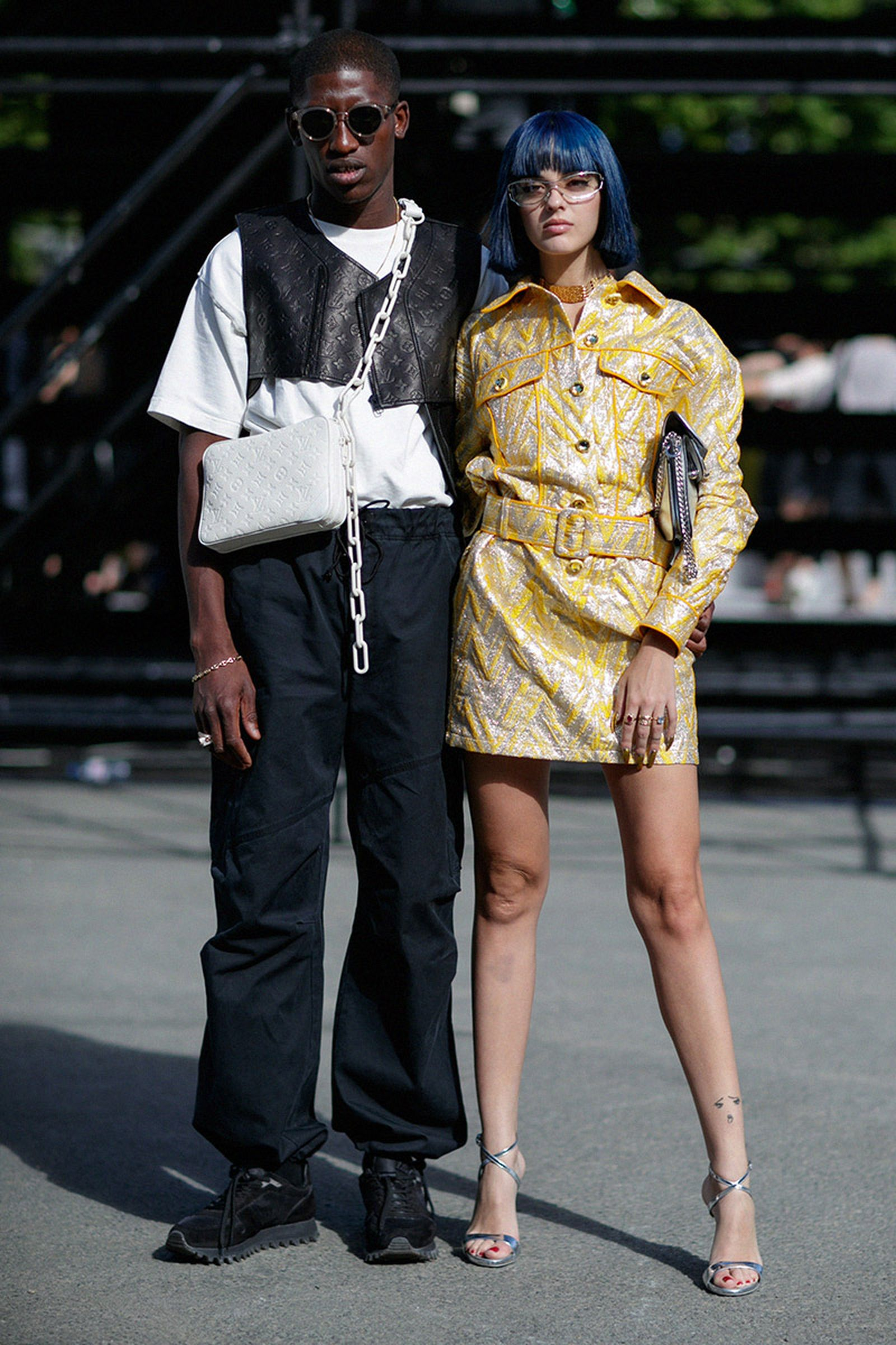 luxury streetwear brands Fendi Heron Preston Jerry Lorenzo