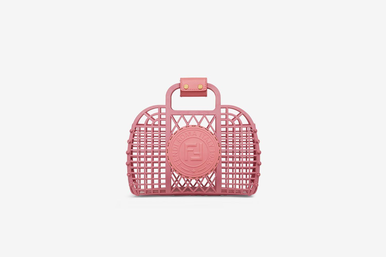 Small Basket Bag