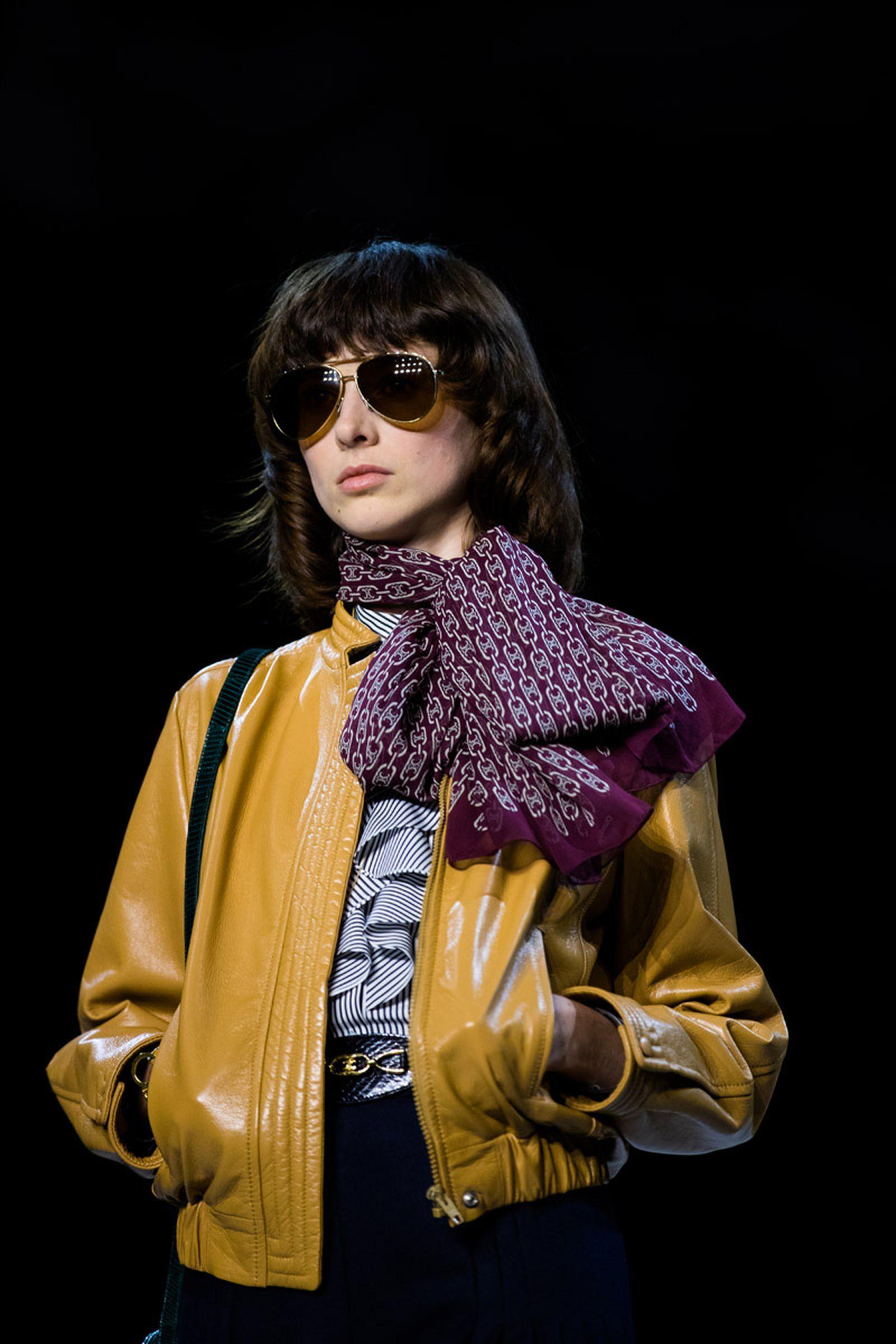 11celine fw19 womens paris fashion week