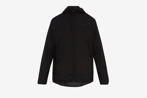 Hooded Technical-Shell Jacket