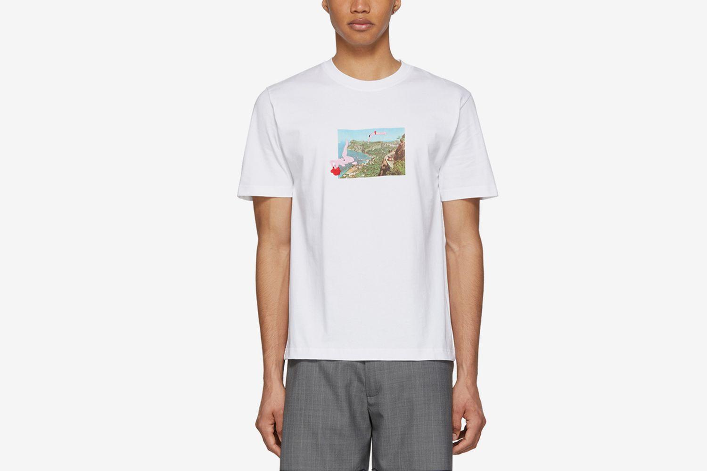 Womb Raider Francisco T-Shirt