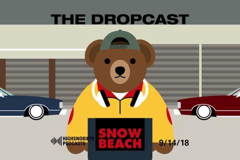 The Dropcast main Ralph Lauren nyfw