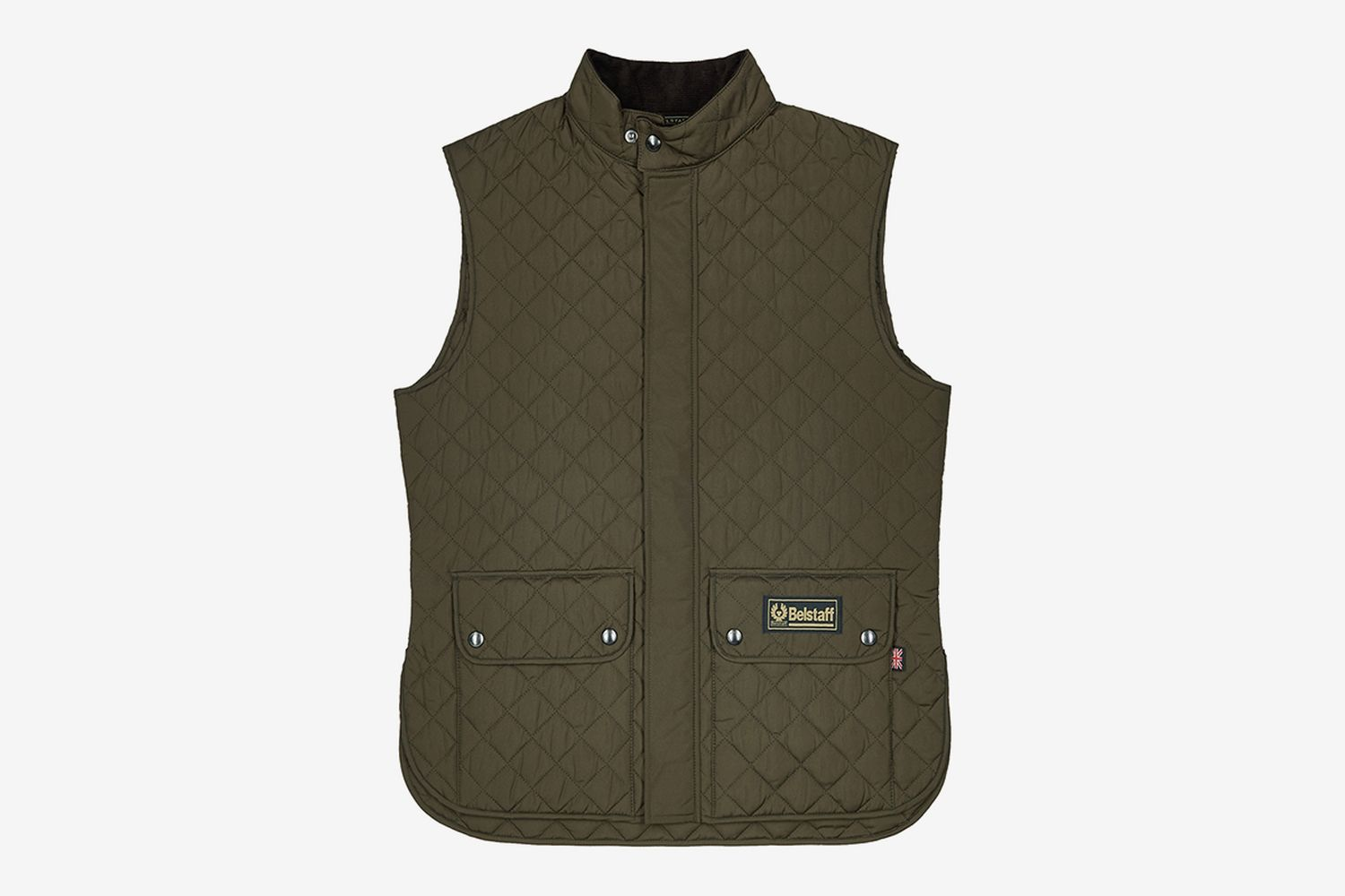 Quilted Shell Gilet