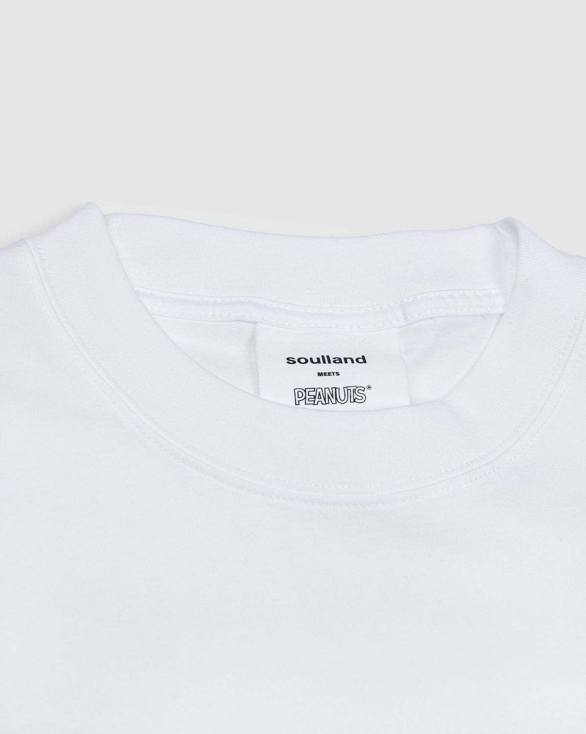 Colette Mon Amour x Soulland —  Snoopy Bed White T-Shirt - Image 3