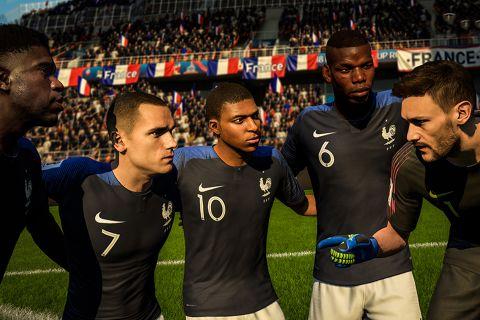 EA Sports FIFA 18 Predicts Upcoming World Cup Results