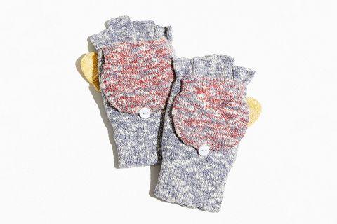 Convertible Knit Glove