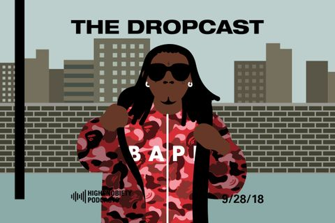The Dropcast main lil wayne michael kors versace