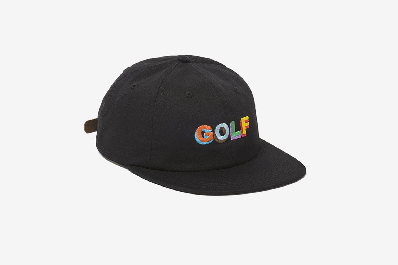 3D Golf Polo Strapback