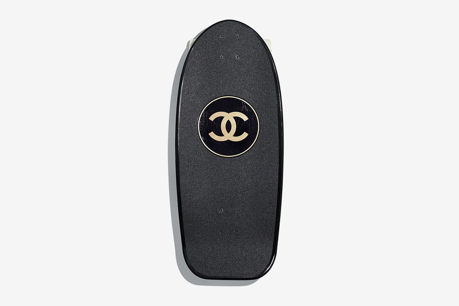 chanel skate deck surfboard