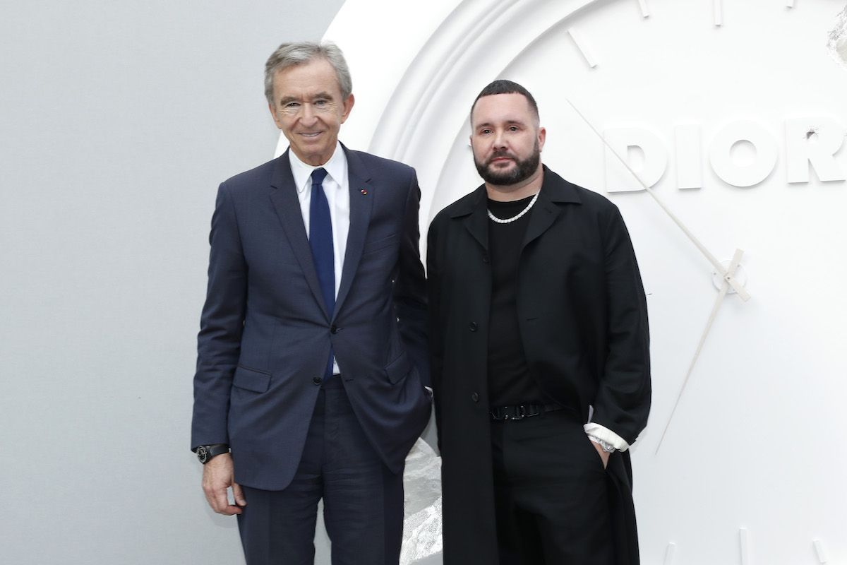 LVMH CEO Bernard Arnault Passes Bill Gates to Become World's Second-Richest Person