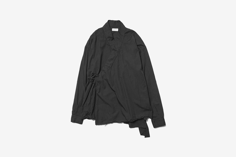 Oriental Scarf Shirt