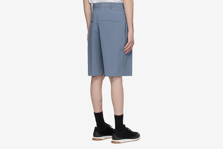 Stretch Nylon Shorts