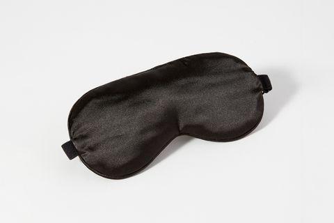 Adjustable Satin Eye Mask